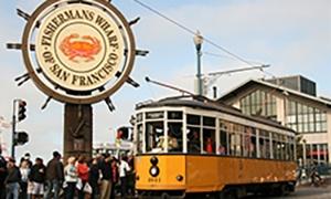 Visite de l'université et forfait junior à San Francisco